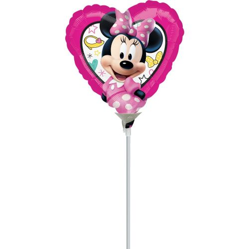 Minnie Mouse Happy Helper Mini Shape Flat